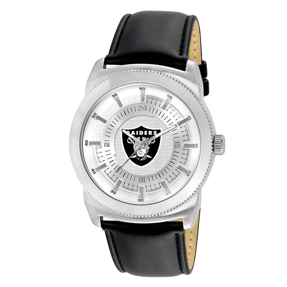 Oakland Raiders NFL Men's Vintage Series Watch