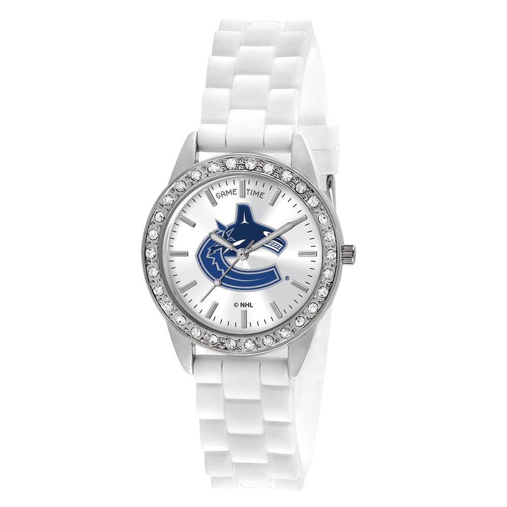 Vancouver Canucks NHL Women's Frost Series Watch