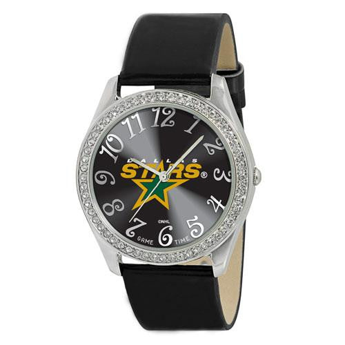 Dallas Stars NHL Ladies Glitz Series Watch