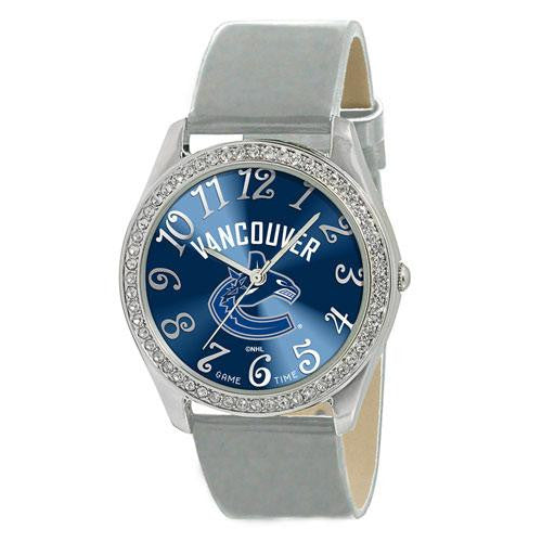 Vancouver Canucks NHL Ladies Glitz Series Watch