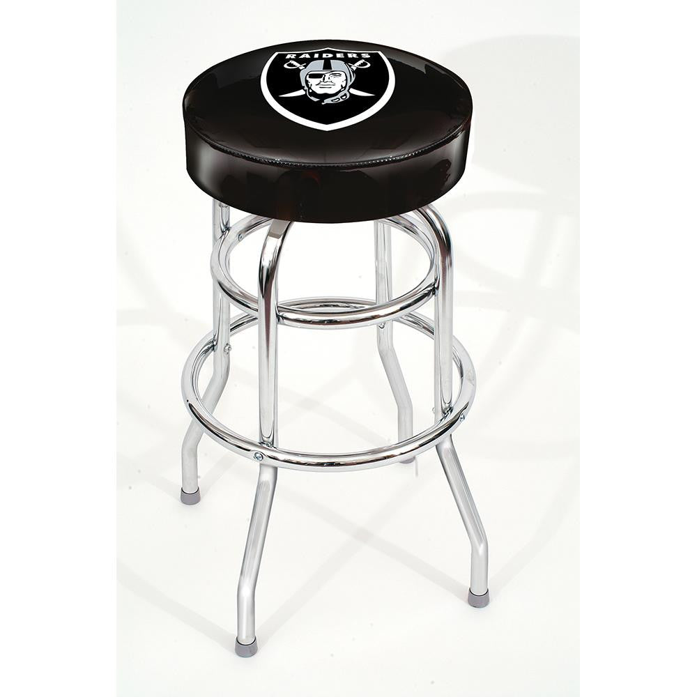 Oakland Raiders NFL Bar Stool