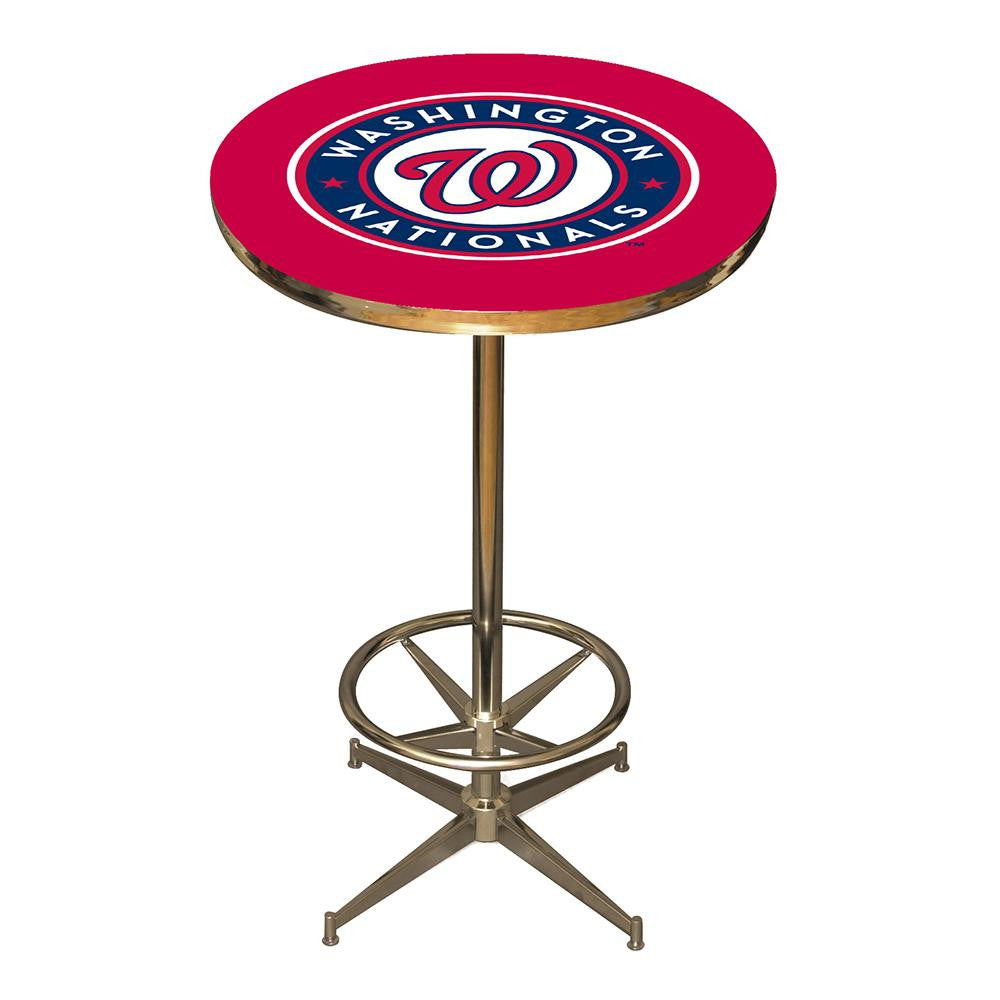 Washington Nationals MLB Pub Table