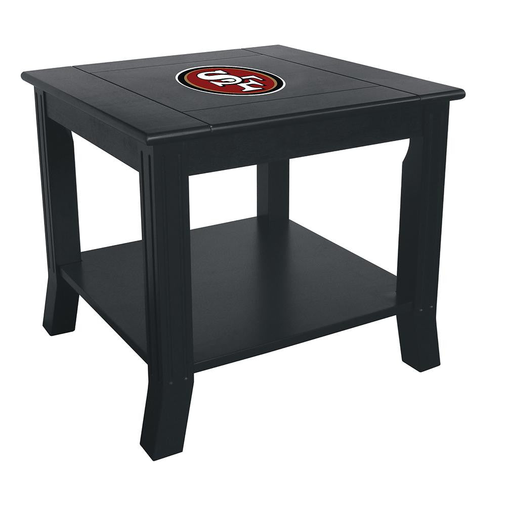 San Francisco 49ers NFL Side Table