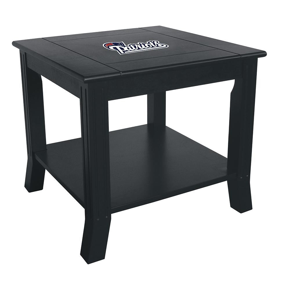 New England Patriots NFL Side Table
