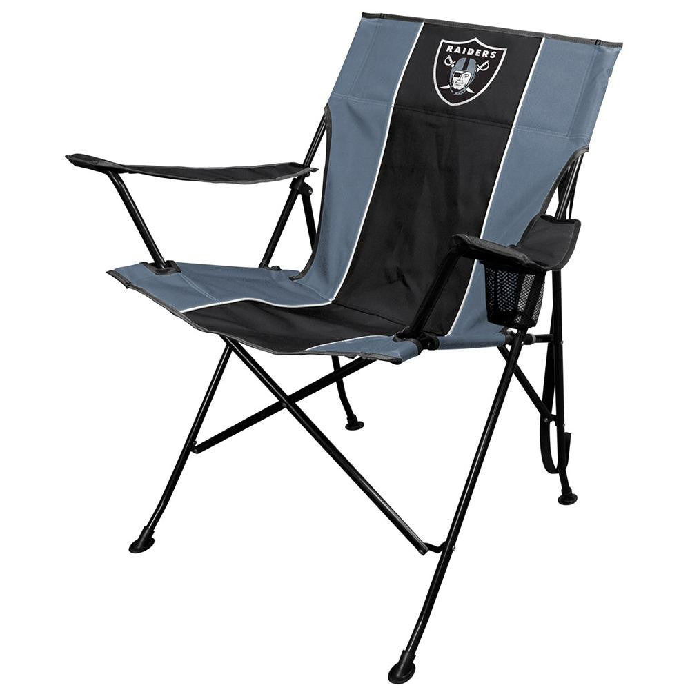 Oakland Raiders NFL Tailgate Chair and Carry Bag