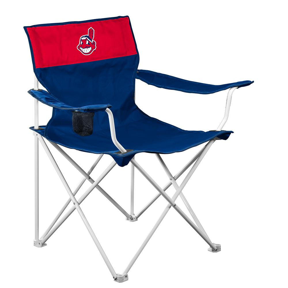 Cleveland Indians MLB Canvas Chair