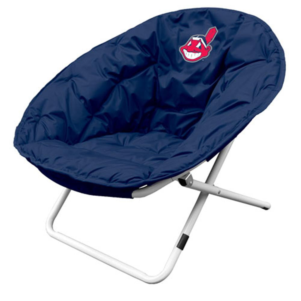 Cleveland Indians MLB Adult Sphere Chair xyz