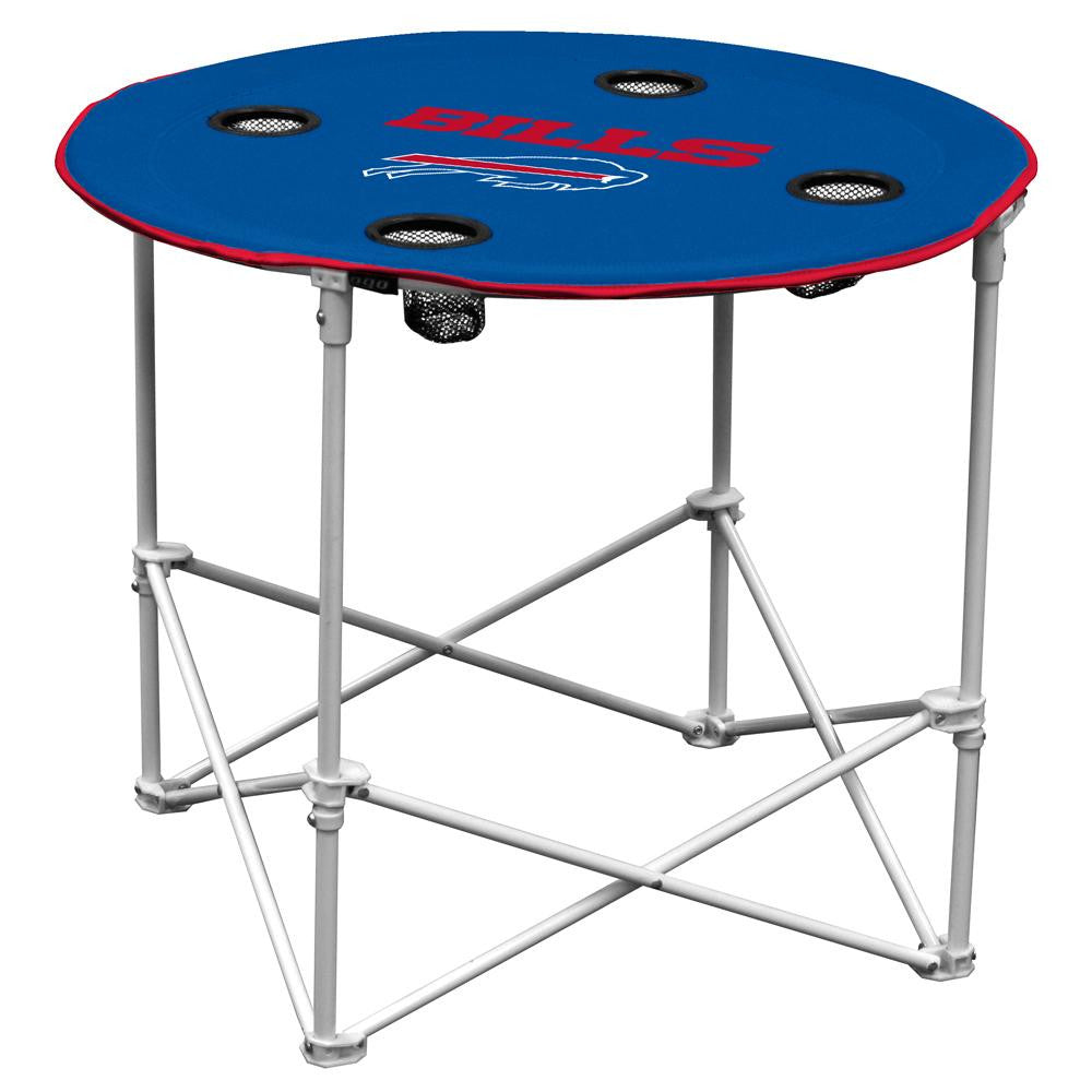 Buffalo Bills NFL Portable Round Table