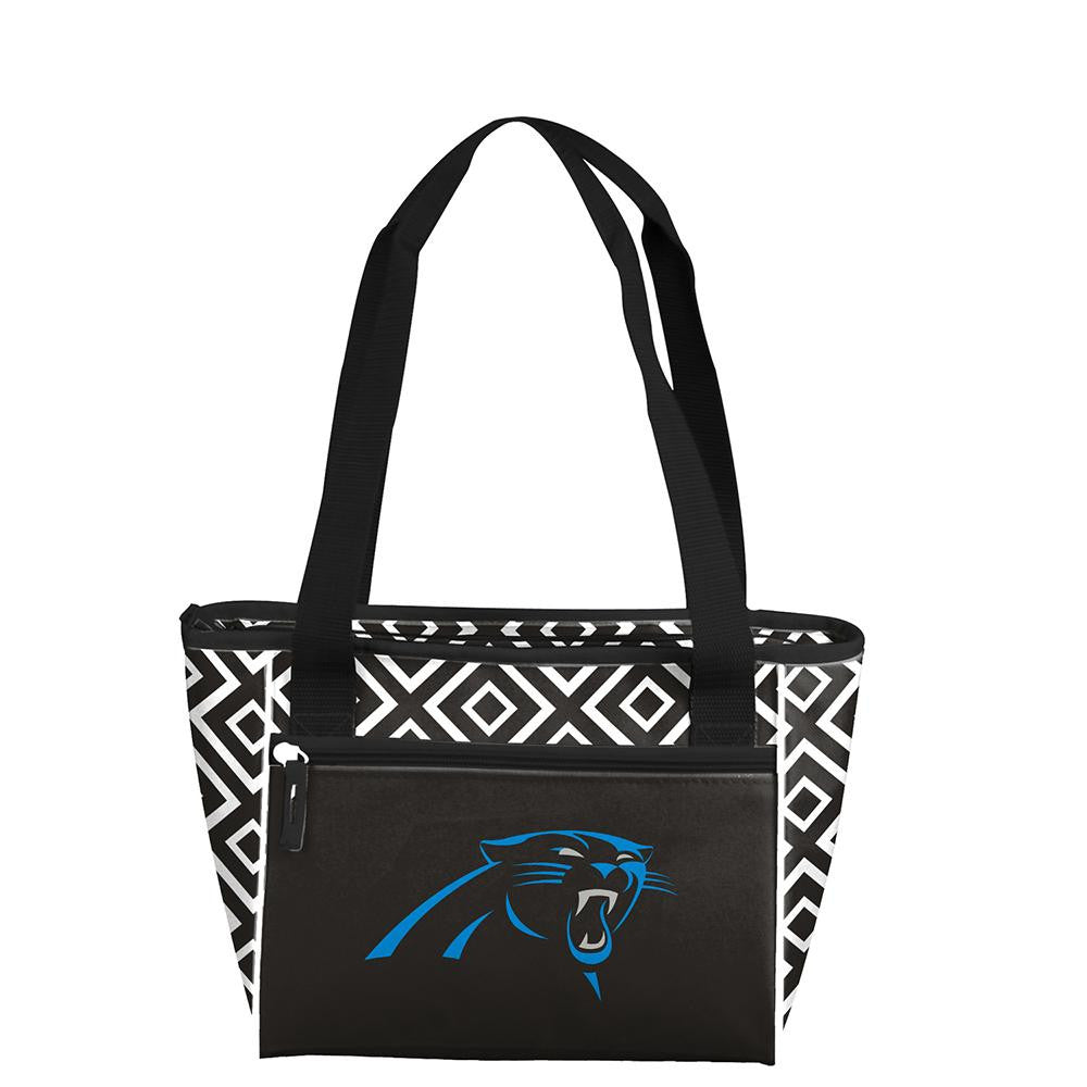 Carolina Panthers NFL 16 Can Cooler Tote
