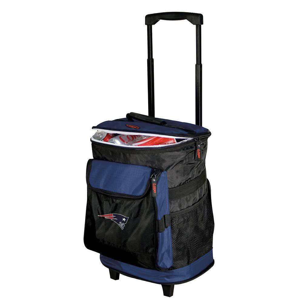 New England Patriots NFL Rolling Cooler