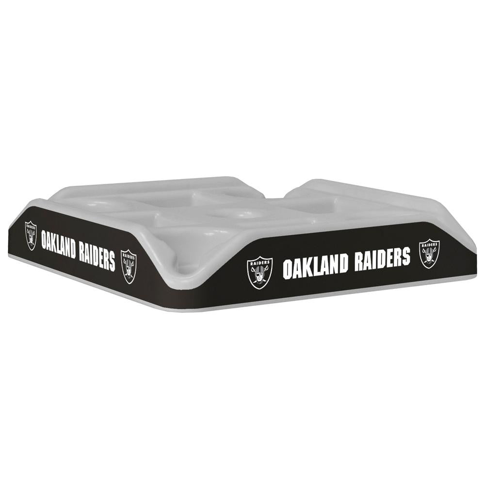 Oakland Raiders NFL Canopy Pole Caddy
