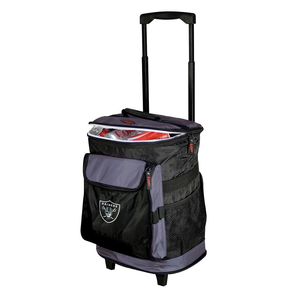 Oakland Raiders NFL Rolling Cooler