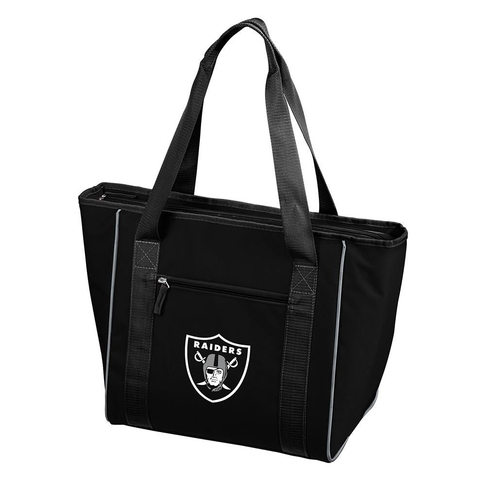 Oakland Raiders NFL 30 Can Cooler Tote