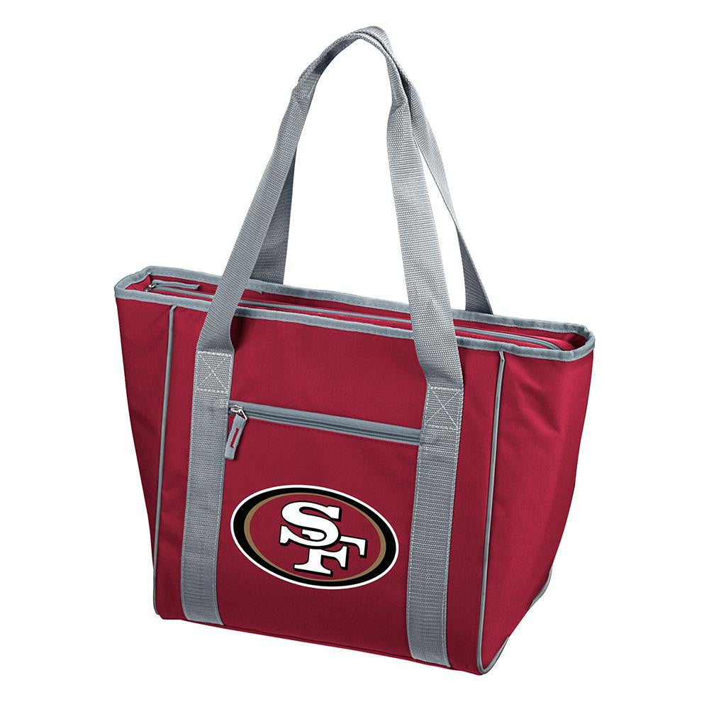 San Francisco 49ers NFL 30 Can Cooler Tote