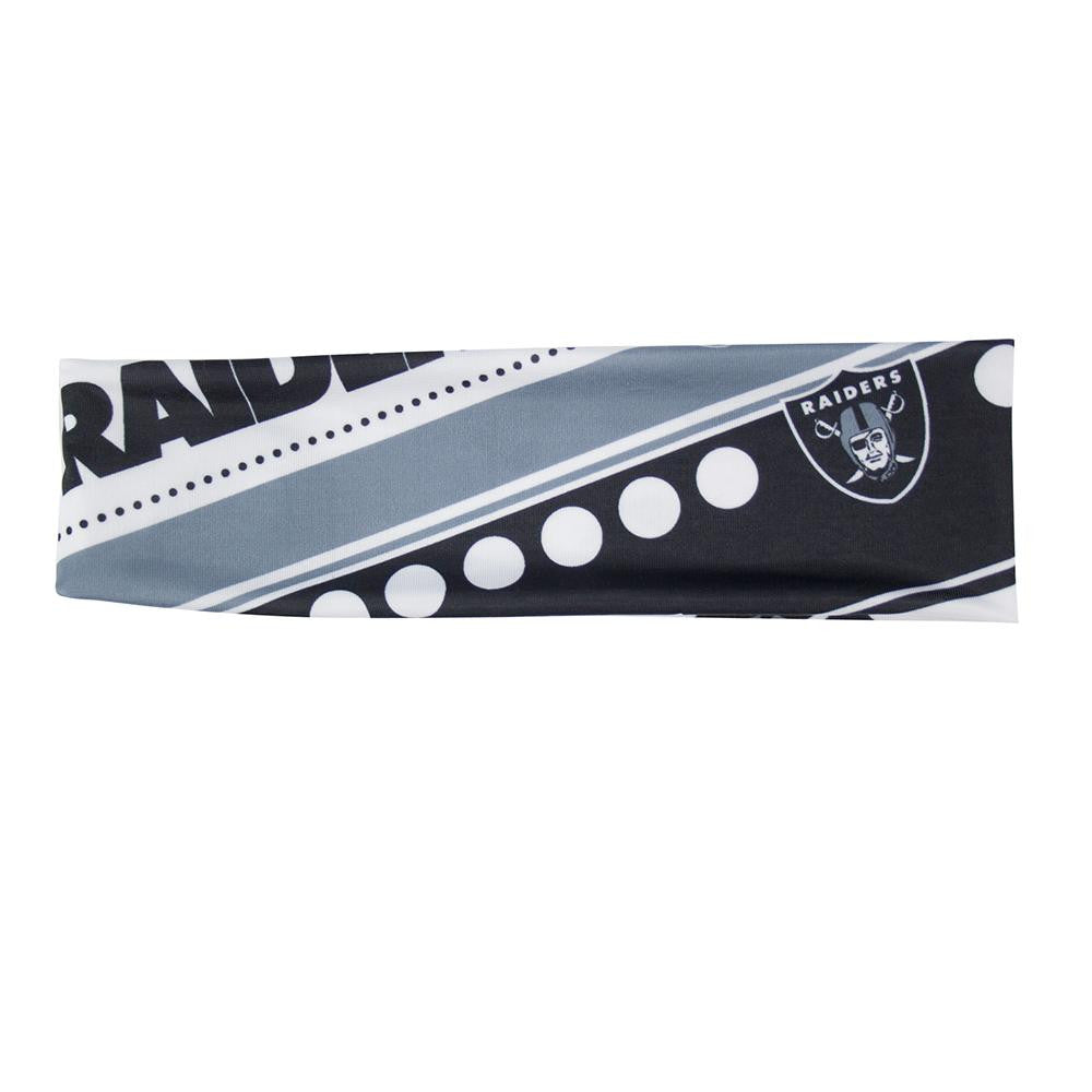Oakland Raiders NFL Stretch Headband