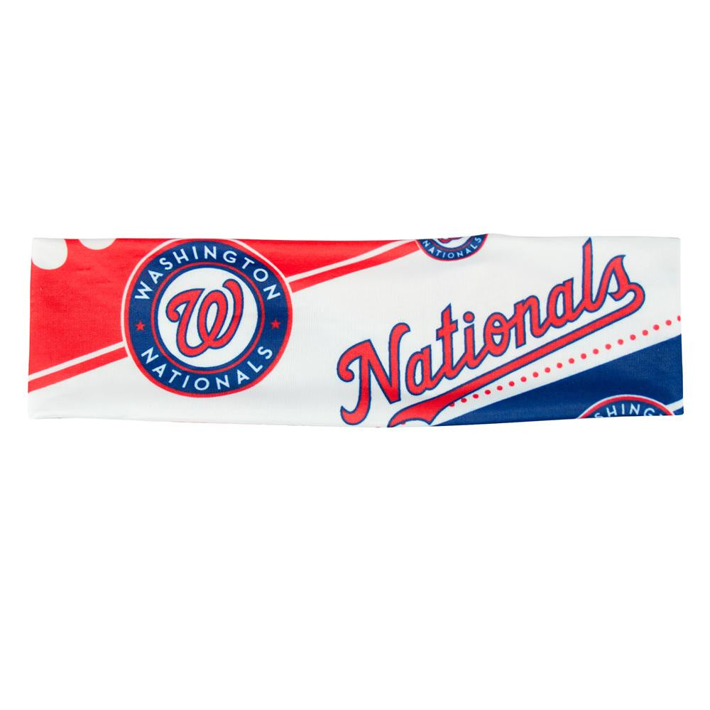 Washington Nationals MLB Stretch Headband