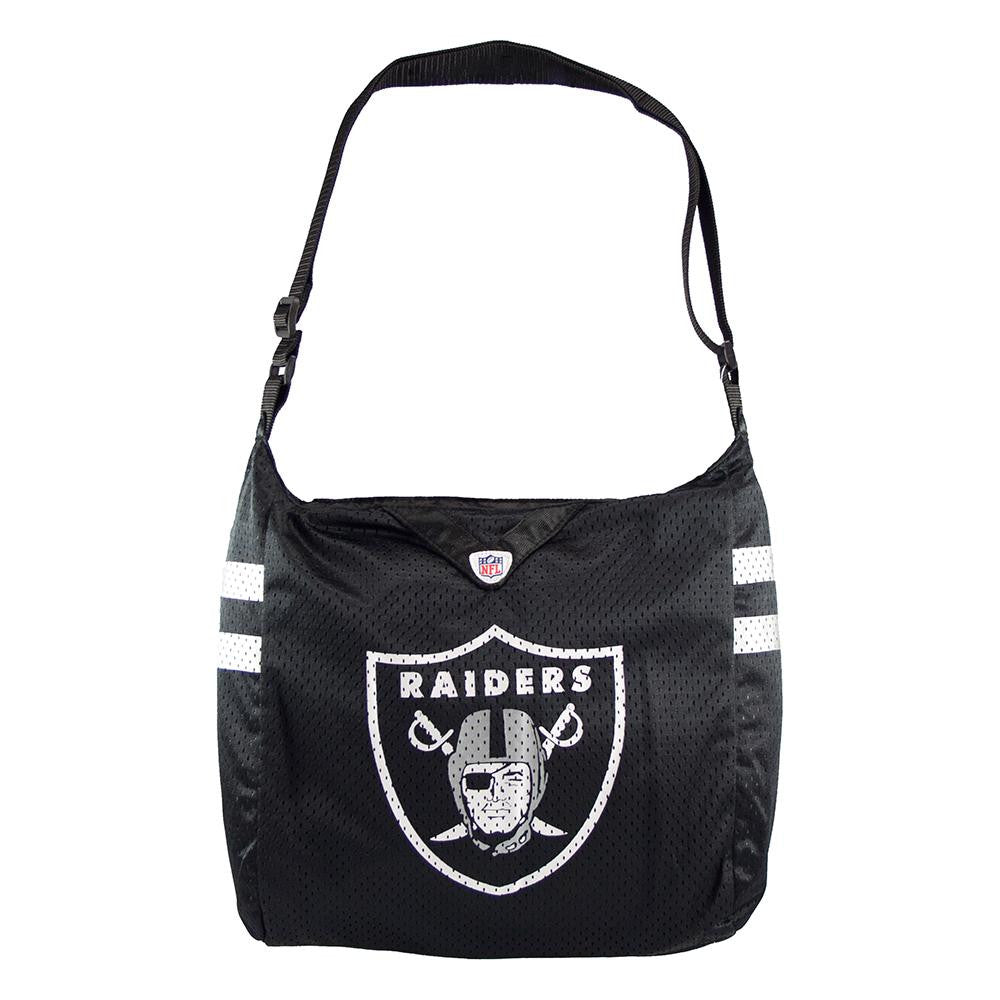 Oakland Raiders NFL Team Jersey Tote