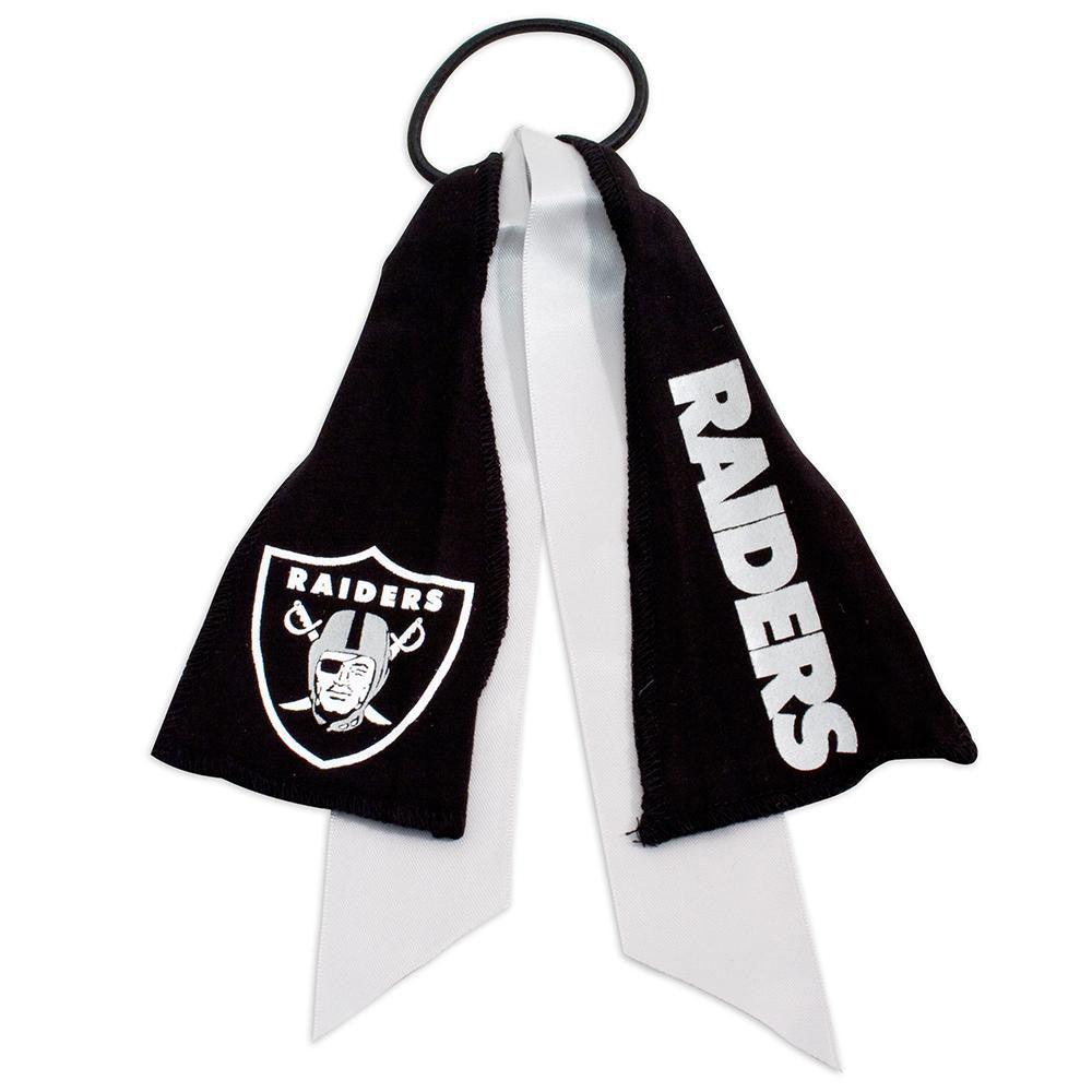 Oakland Raiders NFL Ponytail Holder