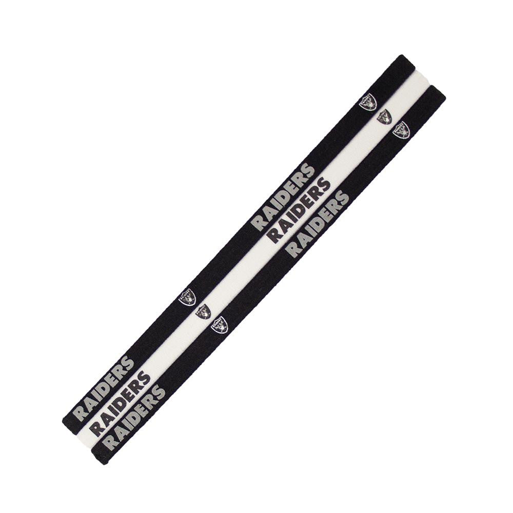Oakland Raiders NFL Elastic Headband