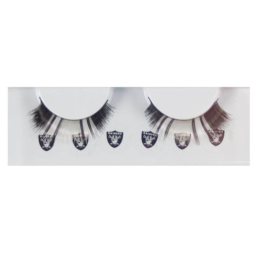 Oakland Raiders NFL Eyelash Extension