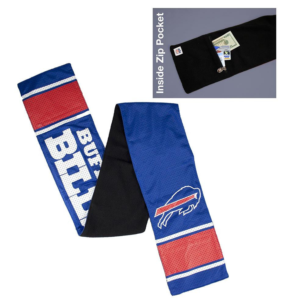 Buffalo Bills NFL Jersey Scarf