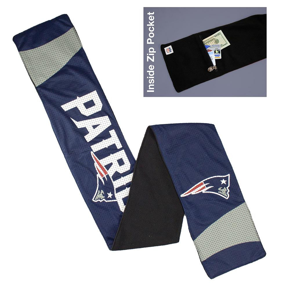 New England Patriots NFL Jersey Scarf