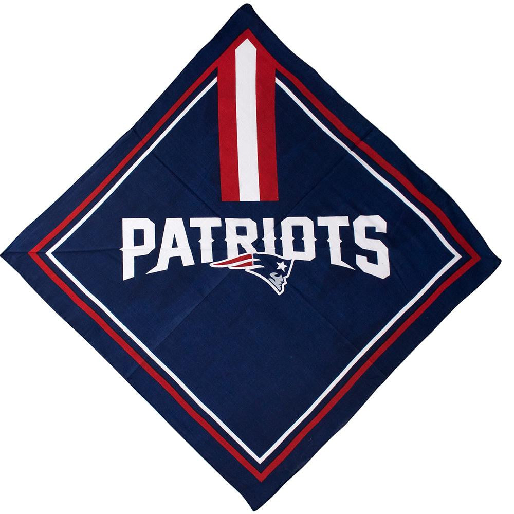 New England Patriots NFL Full Color Fandana