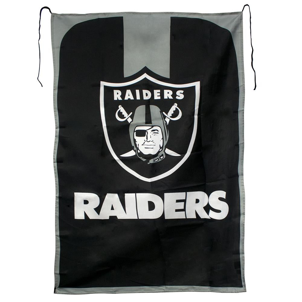 Oakland Raiders NFL Team Fan Flag