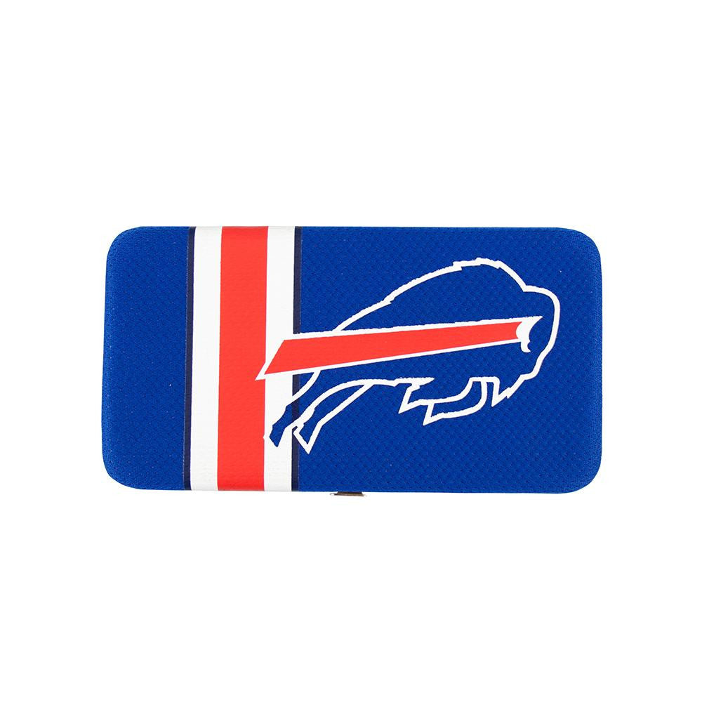 Buffalo Bills NFL Shell Mesh Wallet