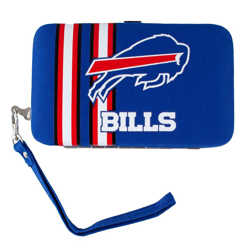 Buffalo Bills NFL Shell Wristlet