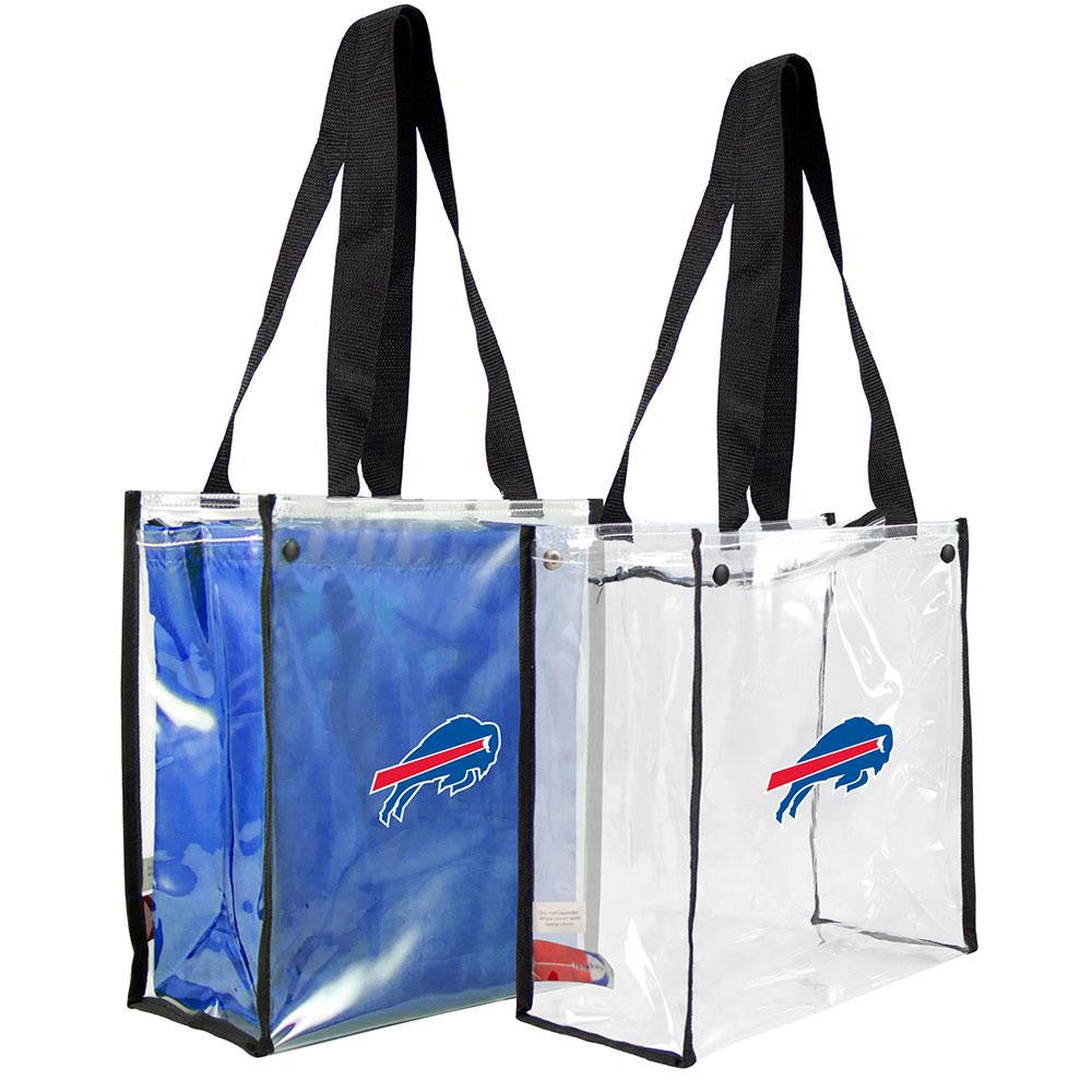 Buffalo Bills NFL Convertible Clear Tote xyz