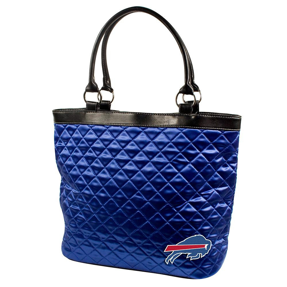 Buffalo Bills NFL Quilted Tote (Royal)