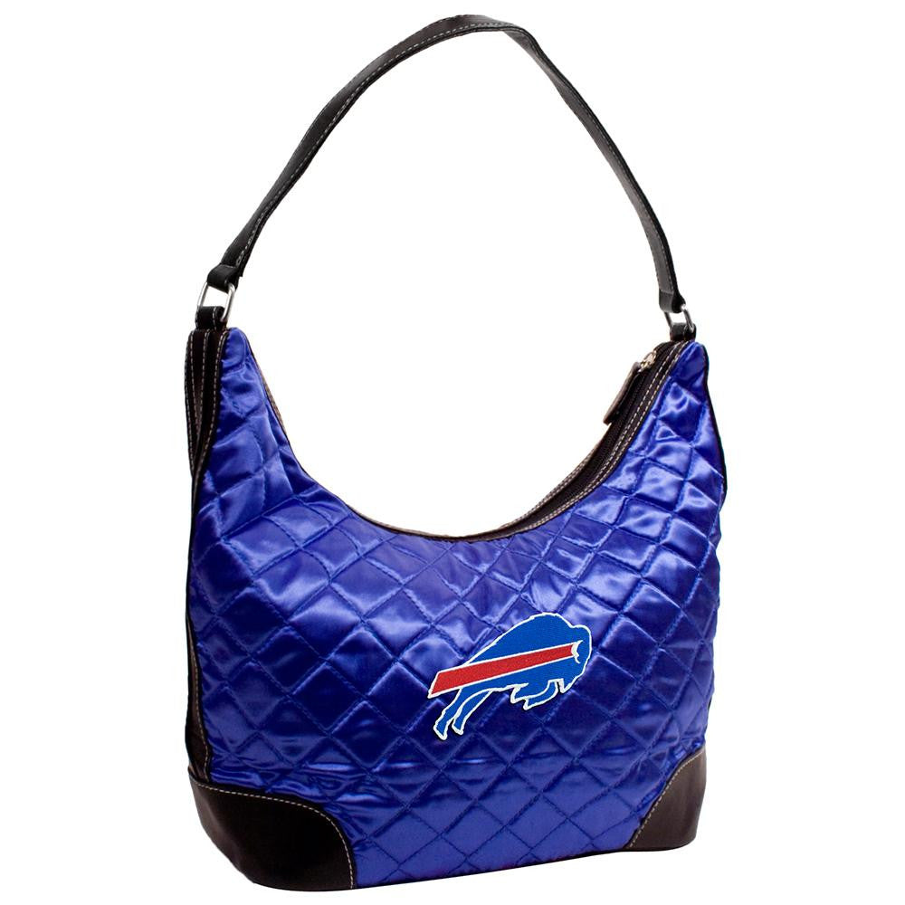 Buffalo Bills NFL Quilted Hobo (Royal)