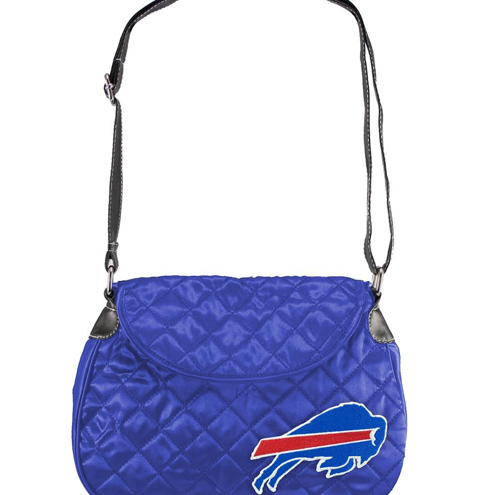 Buffalo Bills NFL Quilted Saddlebag (Royal)