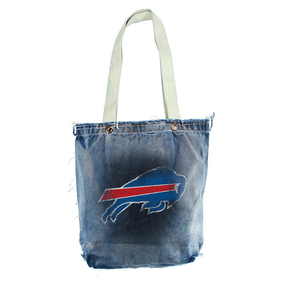 Buffalo Bills NFL Vintage Denim Shopper