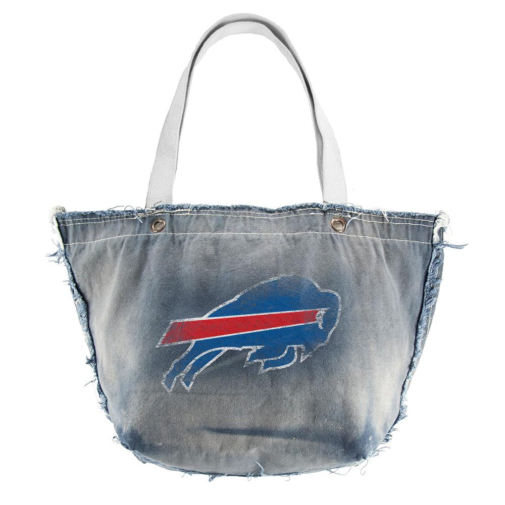 Buffalo Bills NFL Vintage Denim Tote