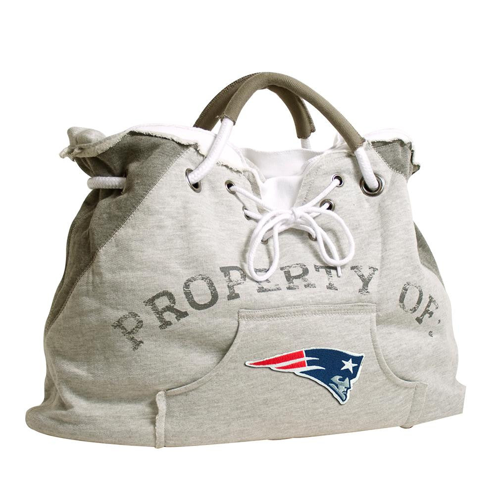 New England Patriots NFL Property Of Hoodie Tote