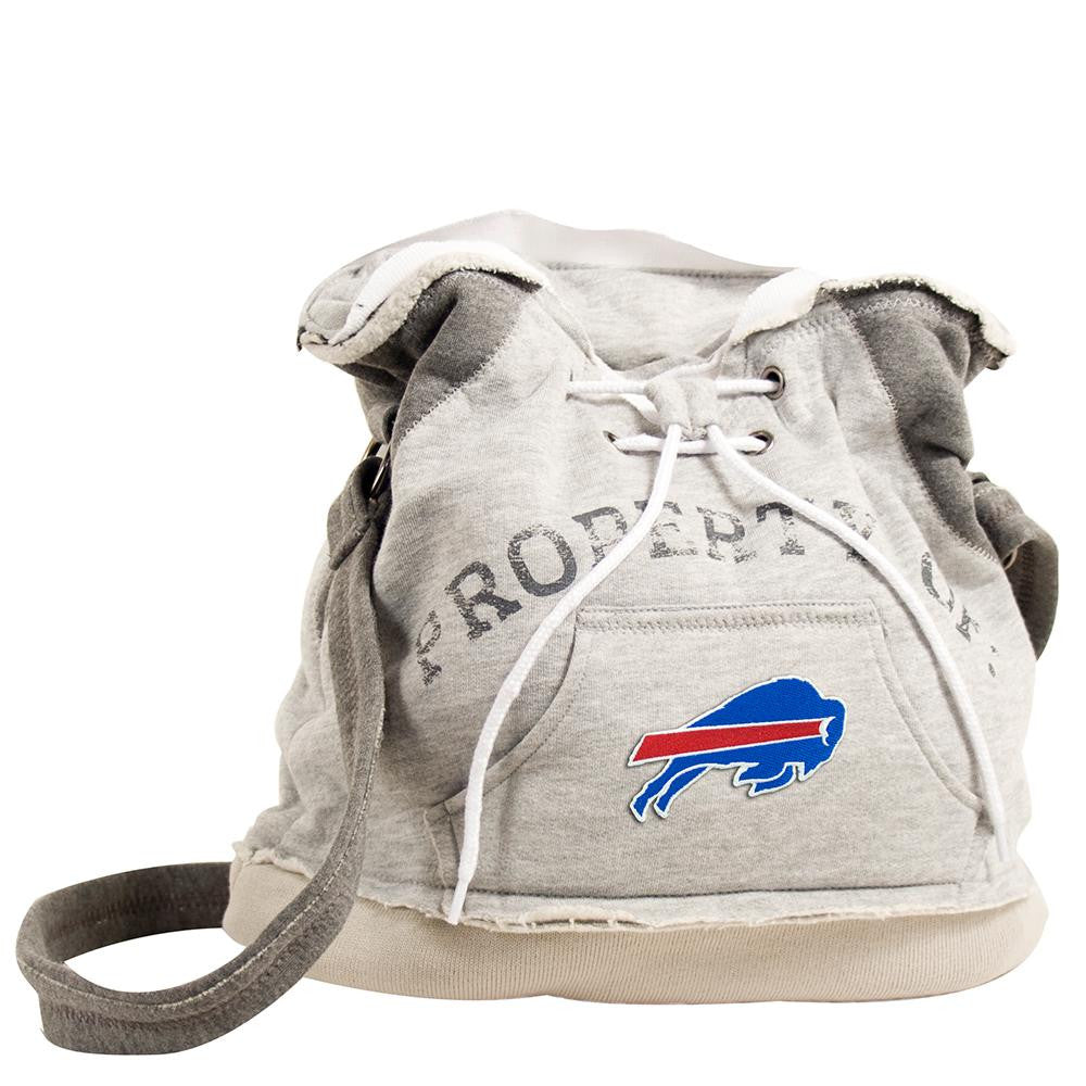 Buffalo Bills NFL Property Of Hoodie Duffel