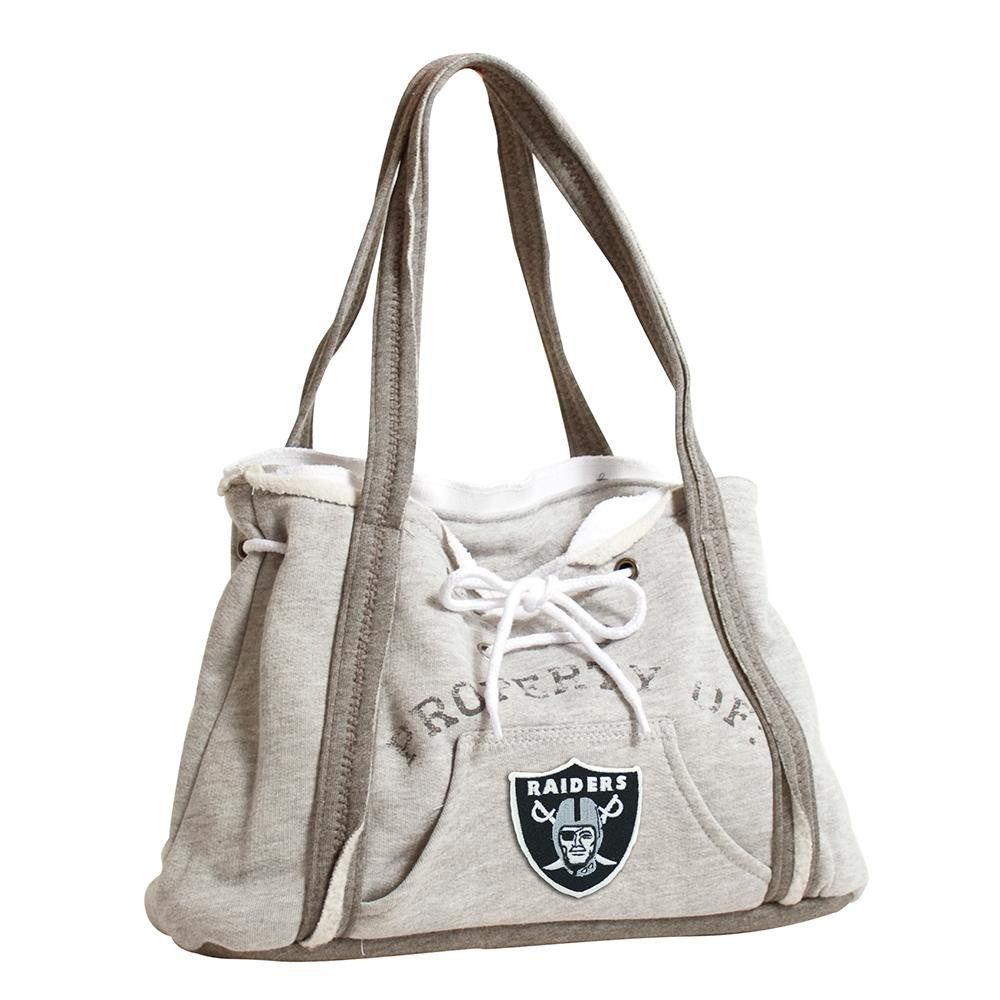 Oakland Raiders NFL Property Of Hoodie Purse
