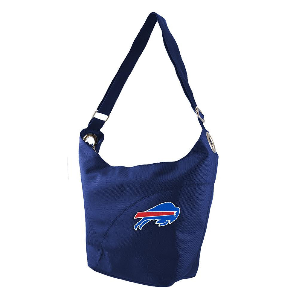 Buffalo Bills NFL Color Sheen Hobo (Navy)