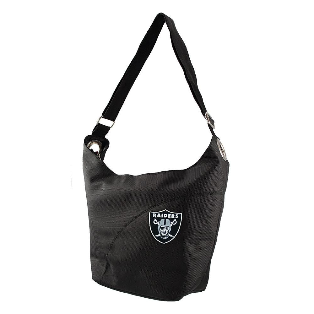Oakland Raiders NFL Color Sheen Hobo (Black)