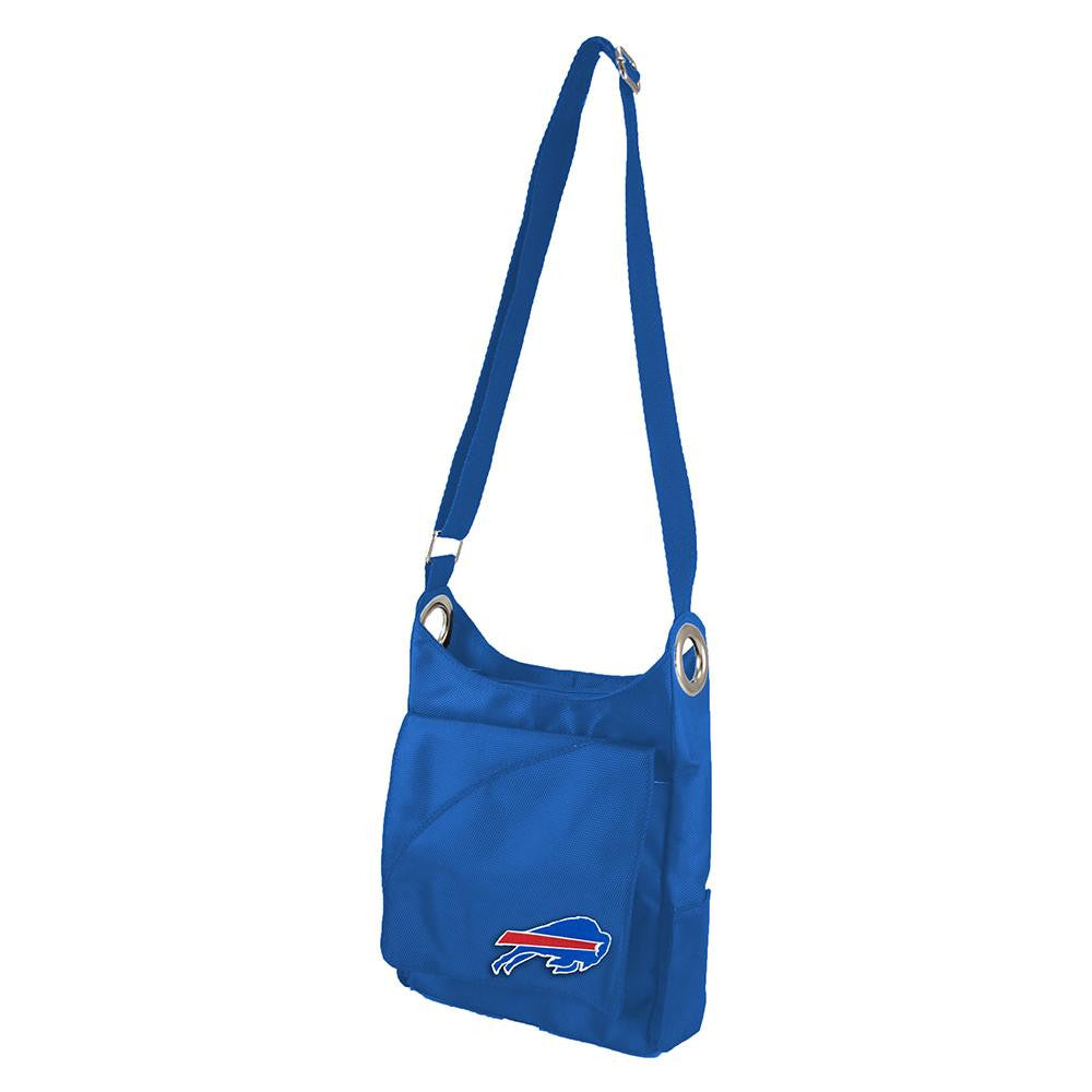 Buffalo Bills NFL Color Sheen Cross-body Bag (Royal)