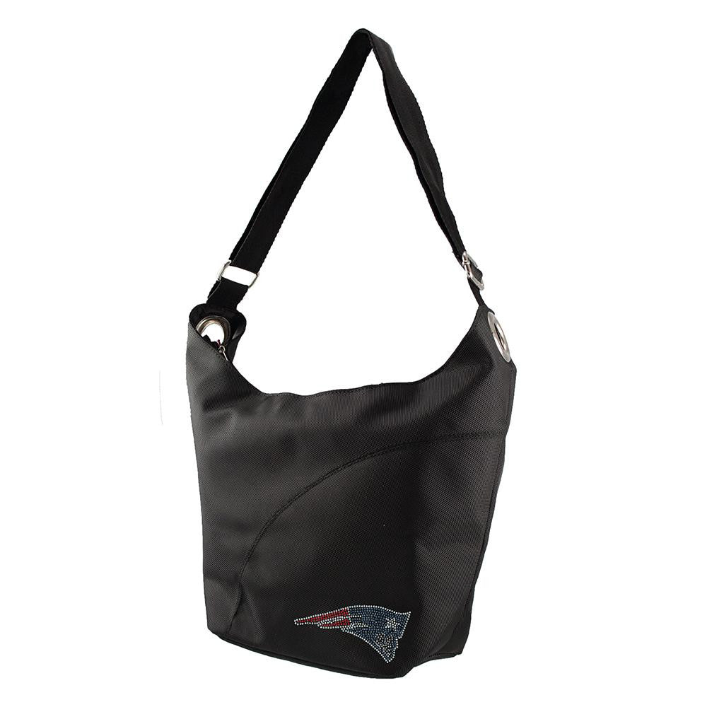New England Patriots NFL Sport Noir Sheen Hobo