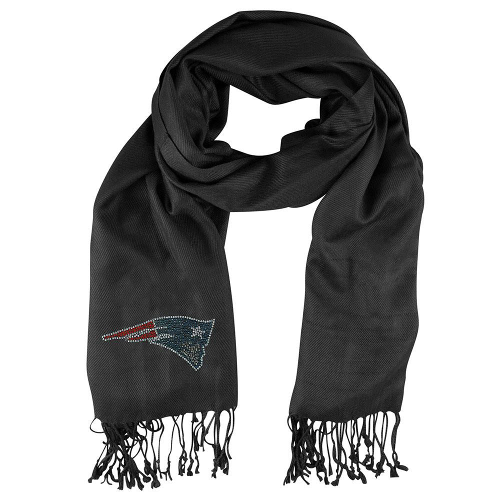 New England Patriots NFL Pashi Fan Scarf (Black)