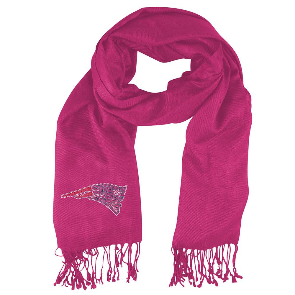 New England Patriots NFL Pashi Fan Scarf (Pink)