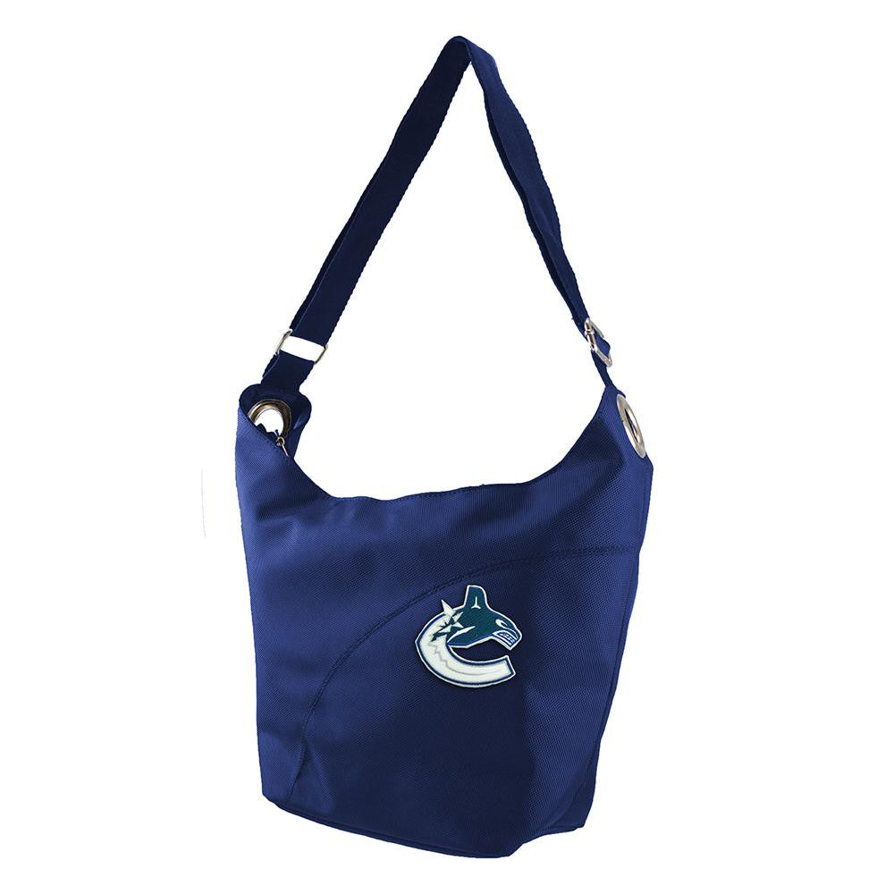 Vancouver Canucks NHL Color Sheen Hobo (Navy)