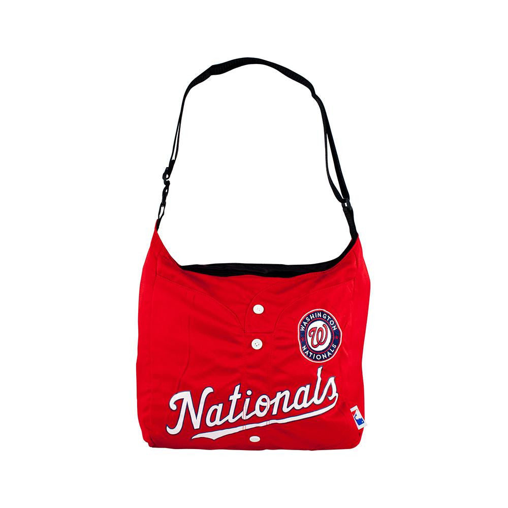 Washington Nationals MLB Team Jersey Tote