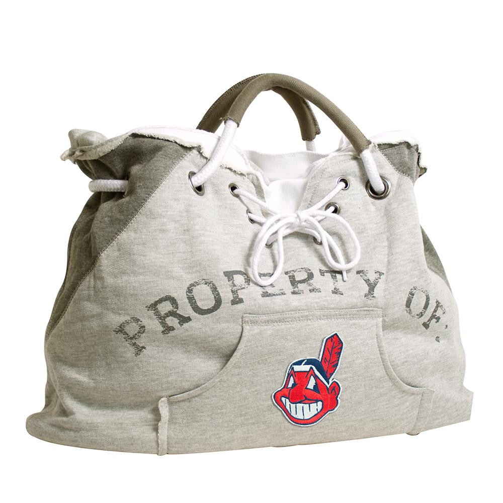 Cleveland Indians MLB Property Of Hoodie Tote