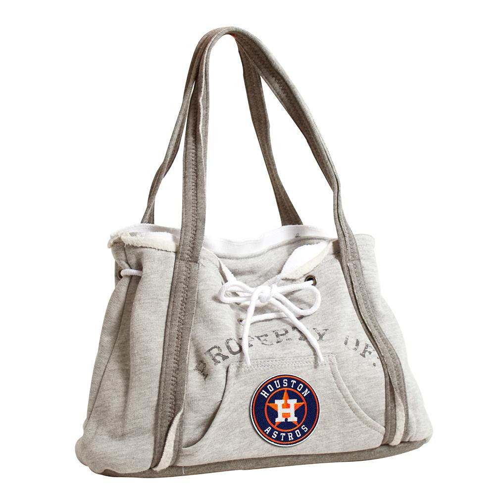 Houston Astros MLB Property Of Hoodie Purse