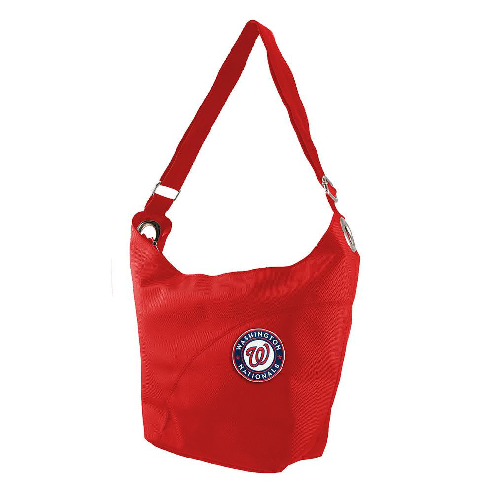 Washington Nationals MLB Color Sheen Hobo (Light Red)